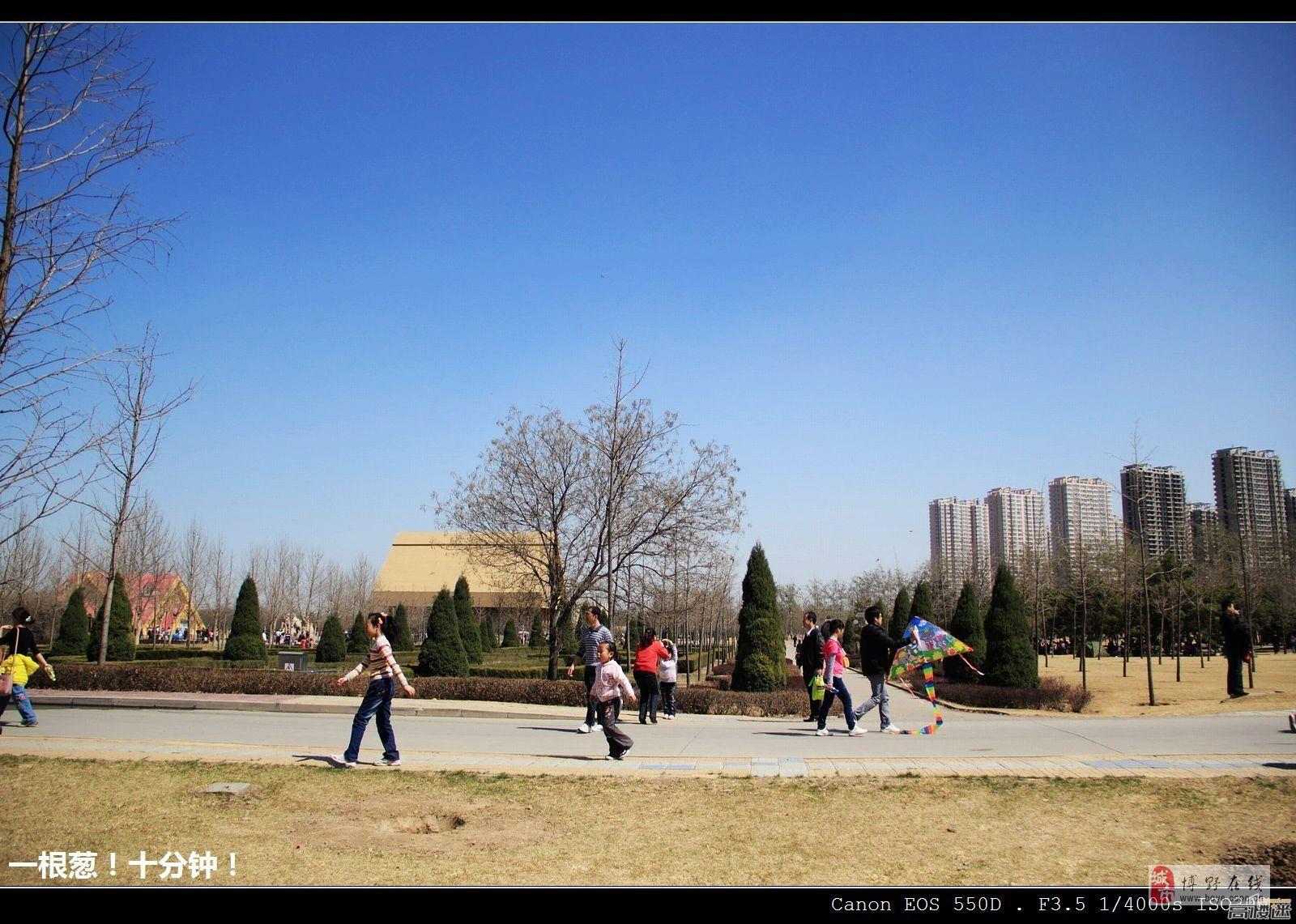 【大葱影像志】几张旧照——2012初春的植物园!