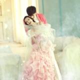 宾县婚纱摄影 想照婚纱照的现在照最合适了来哈尔滨米兰时尚