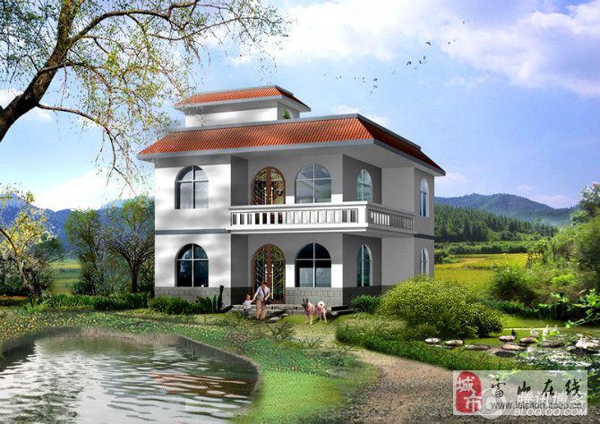 农村房屋设计图图片