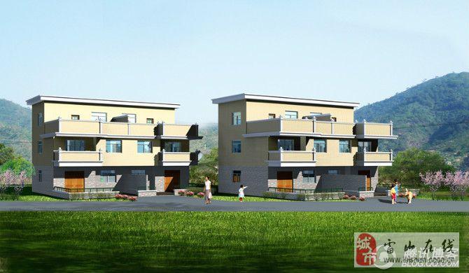 农村建房子设计图,长11米,宽10米,两层,平顶,1楼两个卧室,一个客厅,一
