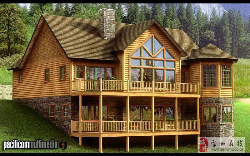 简单房屋外形设计图展示