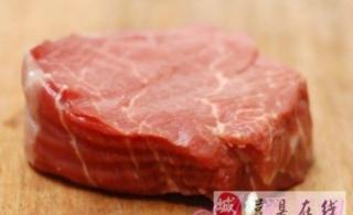 猪肉牛肉不宜同食秋季食肉有讲究