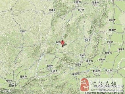 2012年11月02日00时09分在山西省临汾市浮山县