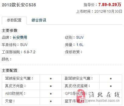 长安CS35