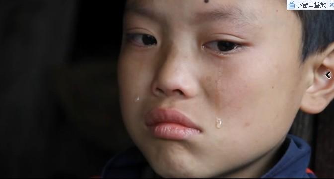 【DV眼视频】不过儿童节的儿童:妈妈你为什么不要我了?