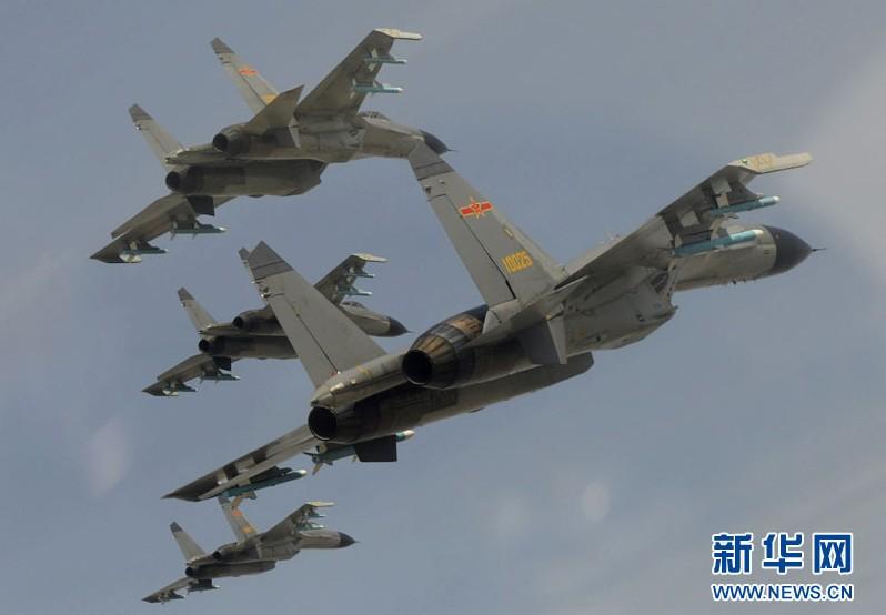 中国空军牛图