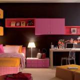 [贴图]几款蛮舒服的小房间,喜欢的话家里也可以这样设计哦