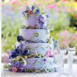 在你的婚�Y上,�要有一款蛋糕能hold住全�觥�