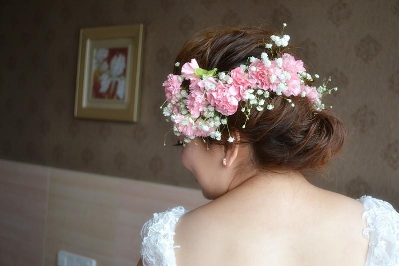 汉川新娘化妆
