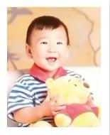 超级宝宝――7号骞骞真可爱。。。