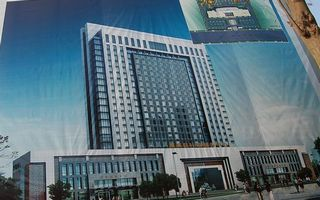 传说中的滨城大厦效果图