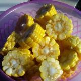 分享美味――玉米胡萝卜马蹄排骨汤