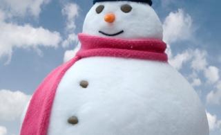 [原创]农安的雪人你好美