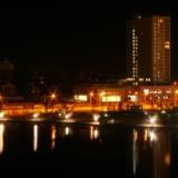 �|湖夜景