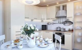 8款白色橱柜成就明亮厨房