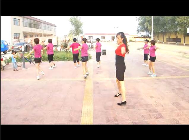南邑村东街舞蹈队