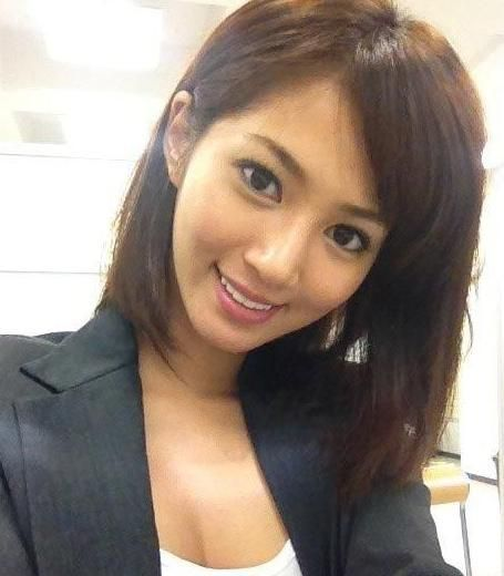 日本女神级女优麻生希生活照