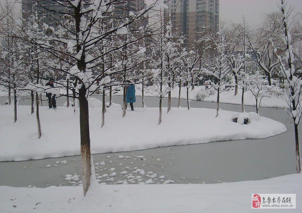 塔城老风口大雪图片