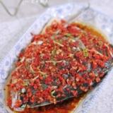 [转贴]湘菜剁椒鱼头的详细做法  自己动手做的快乐