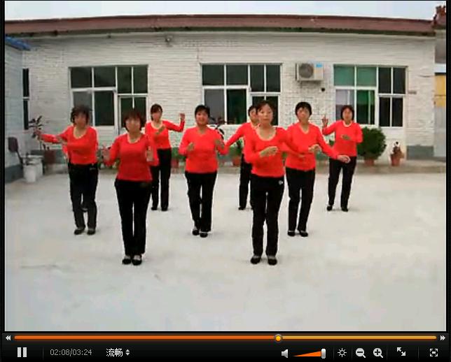 DSCF4410_南邑村东街舞蹈队。。。