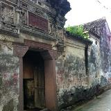 在大发一分彩东陈乡西庄村发现了一座�K有着精美雕刻的老宅