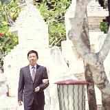 酉阳形象大使吴莎于11月在巴厘岛大婚喽