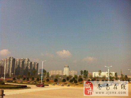 澳门美高梅官网县城新区摄影新角度