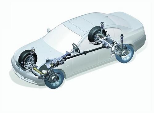 汽车底盘机件损坏急救方法