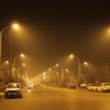 美��的夜景    南街