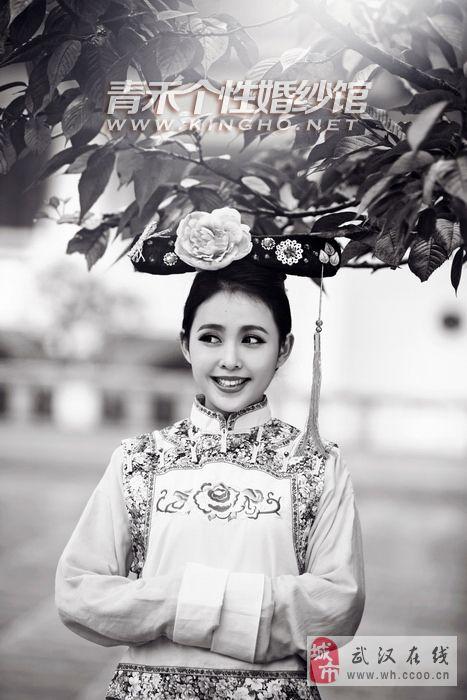 [原创]{穿越时空来爱}――青禾个性婚纱馆2012最新浪漫主义作品大赏