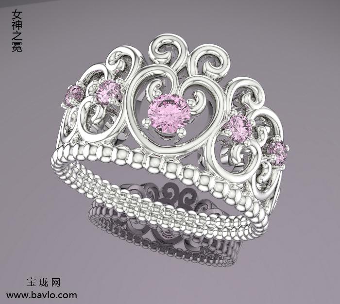 [原创]皇冠戒指的魅力