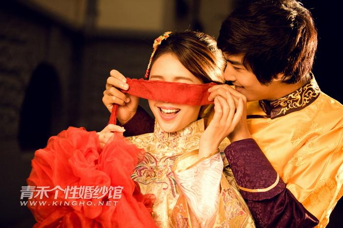 [原创]{格格驾到}――青禾个性婚纱馆2012最新浪漫主义作品大赏>>>