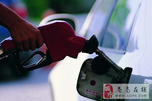 """浙江年底""""升级""""汽油,油价每升上涨约0.3元"""