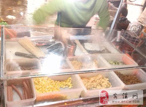 [分享]喜欢吃贪吃街的寿司和福鼎肉片
