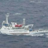 日称中国最新锐3000吨海监船巡航钓鱼岛(图)