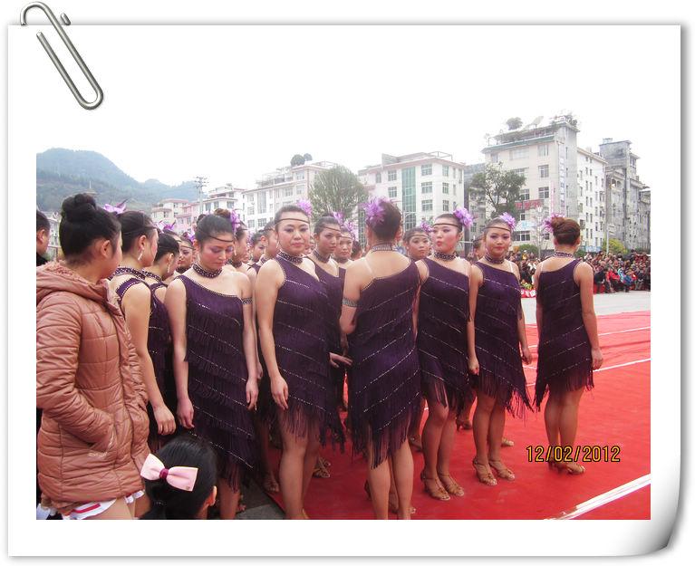 [贴图][原创]咸丰县广场舞大赛