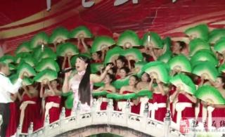 """澳门新濠天地娱乐场县教育局(马街代表队)""""师生艺术展演""""精彩片段"""