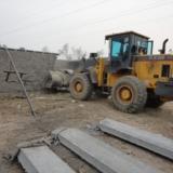 川汇区违法建筑进行了依法拆除。