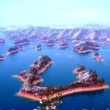 汉宫春 游千岛湖