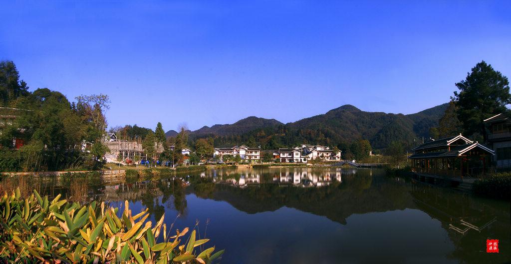 田家沟水保生态风景区晋升为国家4a级旅游景区