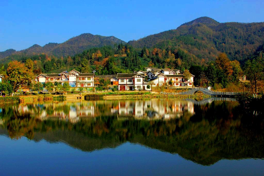 贵州遵义湄潭风景图片