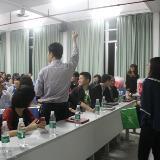 潮州在线到韩山师范学院的网络宣讲会(四)