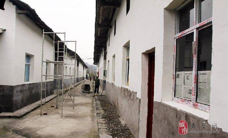 原来的富裕村现在变成了贫困村