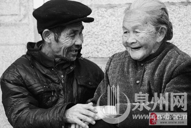 【安溪金谷美洋村】丈夫儿女连遭不幸 七十年如一日她是儿子的眼