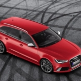 奥迪RS6 Avant预告片发布 明年在欧洲推出