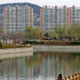 唐山――城市面貌大�化