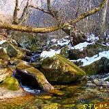 [贴图]【富平乐翻天户外】东涧峪穿越西涧,峪踏雪赏冰瀑