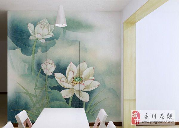 墙体彩绘――美丽您的家