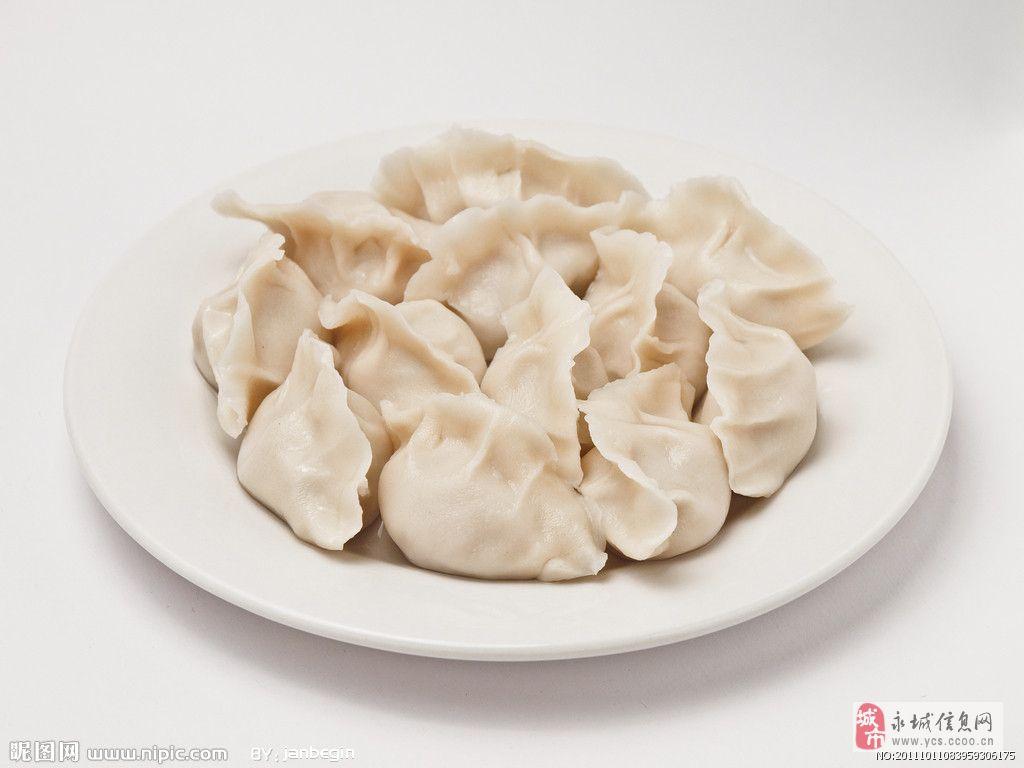明天冬至,别忘记吃饺子哦!!!