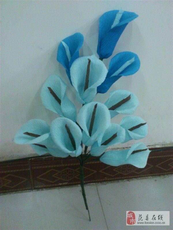 皱纹纸纸花的折法图解  玫瑰花的折法详细步骤内容|玫瑰花的折法详细